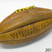 Ball, rugby; Gilbert Rugby; c1950; 2011.169