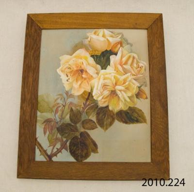 Painting, oil; Adams, Margaret (Mrs); [?]; 2010.224