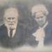 William John Thompson and Euphemia (Effie) Elizabeth Thompson (nee McIntyre) framed photograph; 0000.0103