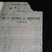 Brough Butchers Account; Henry A Brough; 1914; 0000.0733