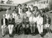 Photograph [Owaka District High School staff]; Campbell Photography; 1970; CT4582.70