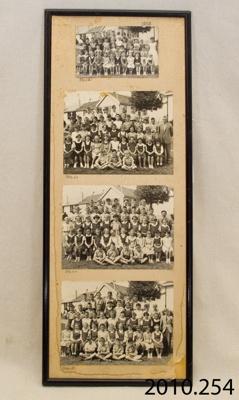 Photographs [School Students 1958]; [?]; 1958; 2010.254