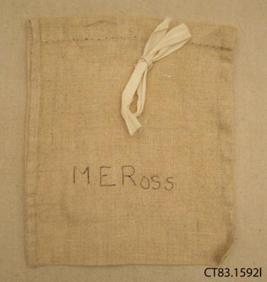 Bag; [?]; [?]; CT83.1592l