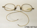Spectacles; [?]; [?]; CT88.1871b2