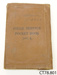 Book [Field Service Pocket Book]; British War Office; 1914; CT78.801a
