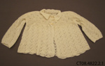 Outfit, baby's; Jones, Dawn (Mrs); 1950s; CT08.4822.2