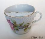 Cup, moustache; CT89.1915.1