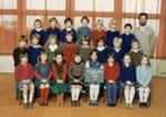 Photograph [Catlins Area School class]; [?]; 1980; CT4583a