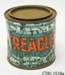Tin, treacle; New Zealand Sugar Co Ltd (Chelsea Sugar Refinery); [?]; CT81.1518a