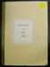Genealogical document, Herbert Joseph and Annie Jenks; Jenks, H S ; 1988; 2010.156