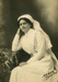 Photograph [Nurse Mina Campbell]; Muir Moodie, Balclutha; early 20th century; CT80.1032c1