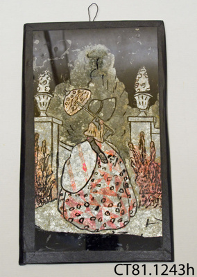 Picture [Chocolate wrappers]; Keith, Moira Dunlop (Mrs, nee Ross); 1929; CT81.1243h