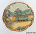 Plate, ornamental; CT03.4100
