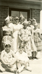 Photograph [Owaka Hospital Staff, 1957]; [?]; 1957; CT85.1730b2