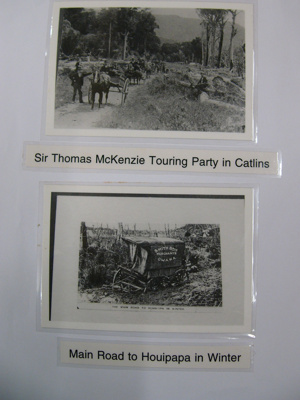 Photograph - Sir Thomas McKenzie's touring party in the Catlins.; -; CT.08.4826.A2