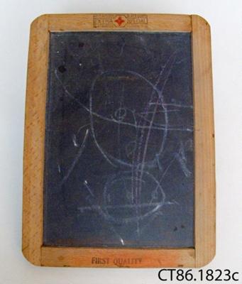 Slate, writing; National School Slate Co.; CT86.1823c