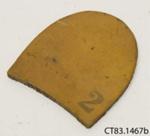 Heel; [?]; [?]; CT83.1467b