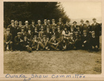 Photograph [Owaka A&P Show committee]; [?]; 1920; CT84.1681a2