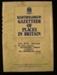 Book: Bartholmew Gazetteer of Places in Britain; John Bartholomew & Son Ltd, 1986; 1986; 0000.0957