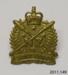 Badge, military; [?]; [?]; 2011.149