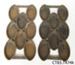 Irons, gem; CT83.1474k