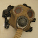 Mask, gas; [?]; 1914-1918; CT08.4819a