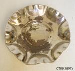 Dish; A.B.C. Stores, Owaka; [?]; CT89.1897a