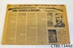 Clipping, newspaper; Babbage, Ann; [?]; CT80.1344d