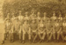 Postcard. Group of 18 Soldiers. WW1; 1918; 0000.0402