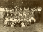 Photograph [Owaka Football Club, 1905]; [?]; 1905; CT82.1452a