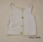 Underbodice, child's; [?]; [?]; CT82.1564h