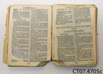 Bible, New Testament; British and Foreign Bible Society; 1914; CT07.4705c