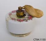 Atomiser, perfume; Saji Fine China; CT84.1150