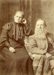 Photograph [Mr and Mrs James Robertson]; Schluter, I E; 19th century; CT84.1130a