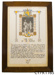 Illuminated address [King George VI]; 12.05.1937; CT79.1165