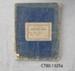 Minute book, Katea Picnic Committee, 1941-1960.; Katea Picnic Committee; 1941-1961; CT80.1325a