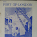 """""""The Port of London at the NZ Centennial Exhibition 1939-1940"""" magazine.; The Port of London Authority; 1939; 0000.0189"""