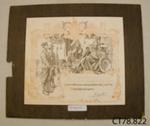 Certificate of Honourable Discharge [Charles J Hayward]; Partridge, Bernard; 1916; CT78.822