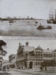 Postcards, from Western Australia, WWI, 1916; Arthur Tough; CT78.894b - c