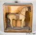 Toy, pull-along horse; [?]; Early 20th century; CT79.1164