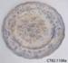 Plate, dinner; Turner & Tomkinson; 1860-1872; CT82.1108a
