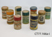 Cylinders, phonograph; Edison Records; c1905-1913; CT77.166a-i
