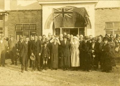 Photograph [Owaka Hospital]; Eastes & Kerr, Owaka; 20th century; CT79.1055c