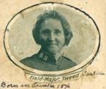 Photograph [Field-Major Isabella Tweed]; [?]; [?]; CT79.1066b