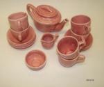 Set, doll's tea; [?]; [?]; 2013.10