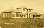 Photograph [Owaka Hospital]; James Eastes; 20th century; CT83.1645i