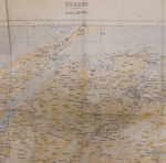 Map of Turkey - Gallipoli, 1915; War Office; 1915; CT78.836