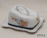 Dish, cheese; [?]; [?]; CT77.3