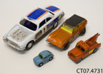 Cars, toy; [?]; [?]; CT07.4731