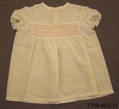Girl's dress, 1950s